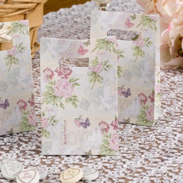 Giveaway Säckchen Sweet Romance