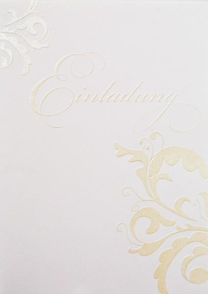 Einladungskarte Versailles