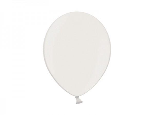 Luftballon Weiß