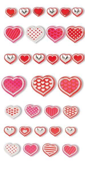 Sticker Herzen