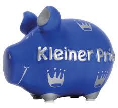Sparschwein Prinz