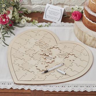 Wedding Puzzle