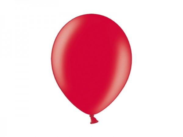 Luftballon Rot