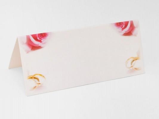 Tischkarte Love