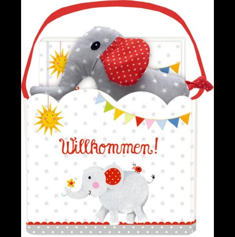 Geschenkset Elefant