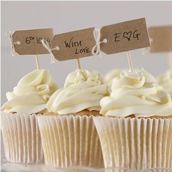 Cupcake Sticks Retro