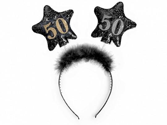 Haarreifen 50