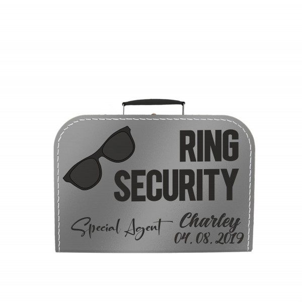 Koffer Ring Security Brille