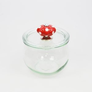 Candybarglas Tulpe 580ml