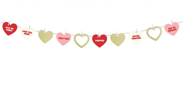 Banner Heiratsantrag