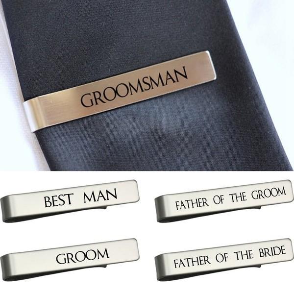 Krawattennadel Vater der Braut