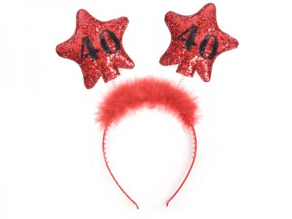 Haarreifen 40