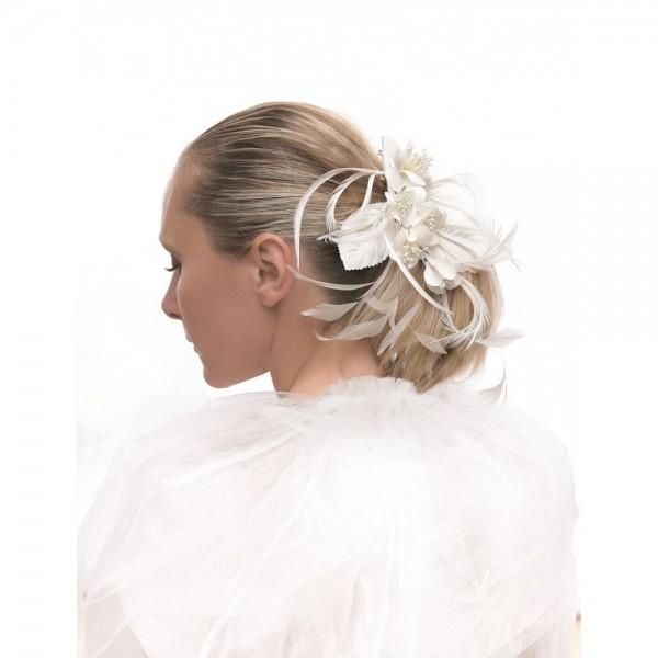 Haarschmuck Set Haarkamm & Anstecker