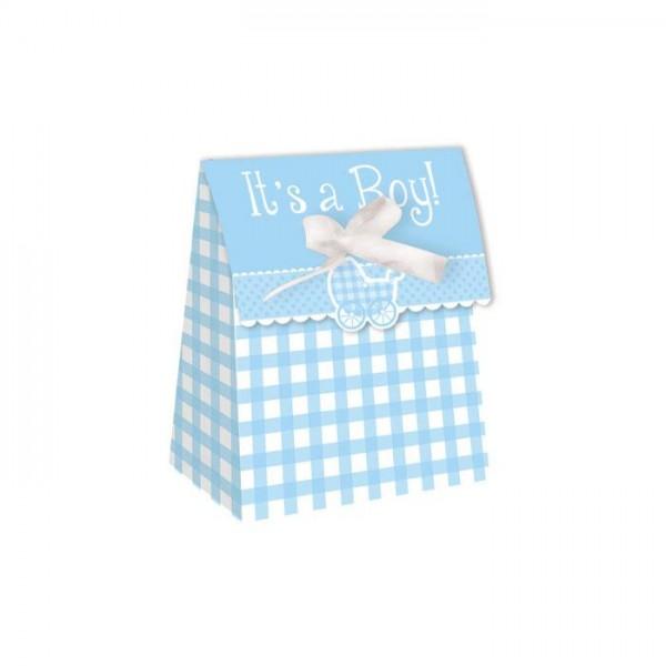 Giveawaybox Blau