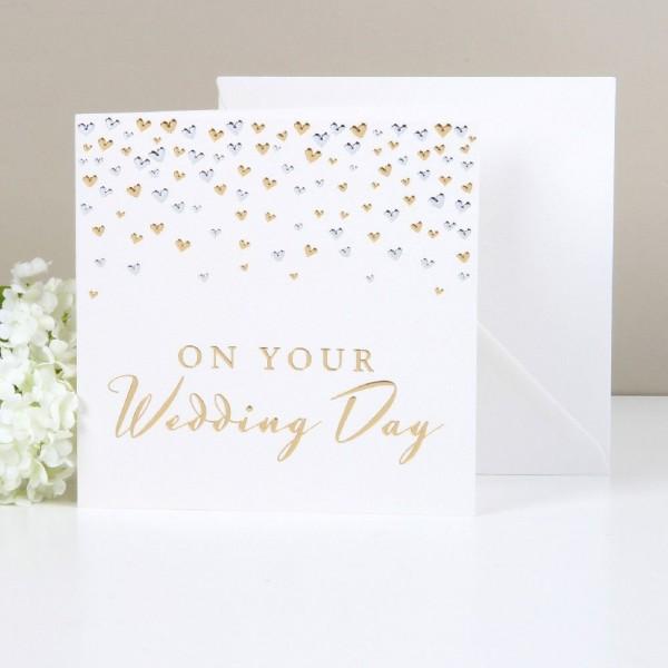Billet Wedding Day Gold
