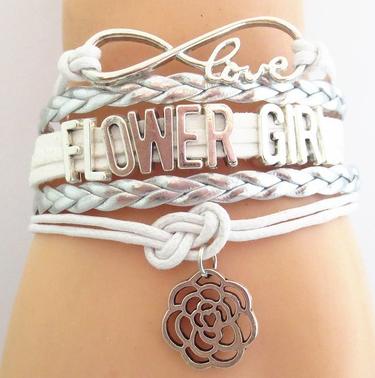 Armband Blumenmädchen