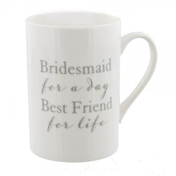 Kaffeebecher Brautjungfer