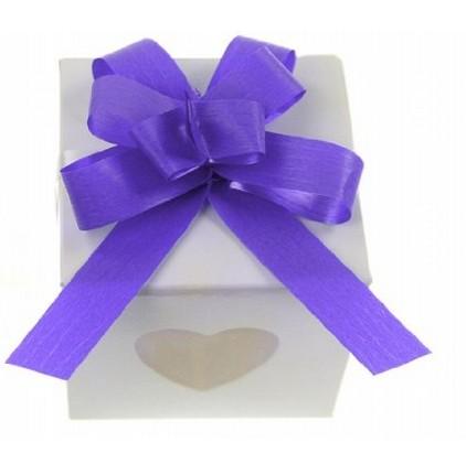 Papiermasche zum Ziehen - 5 cm Violett