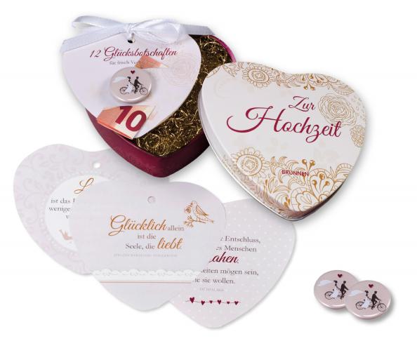 Herzbox Zur Hochzeit