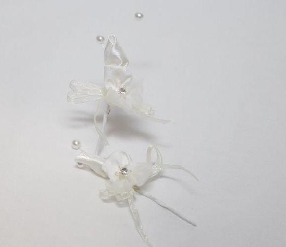 Hochzeitsanstecker Blume