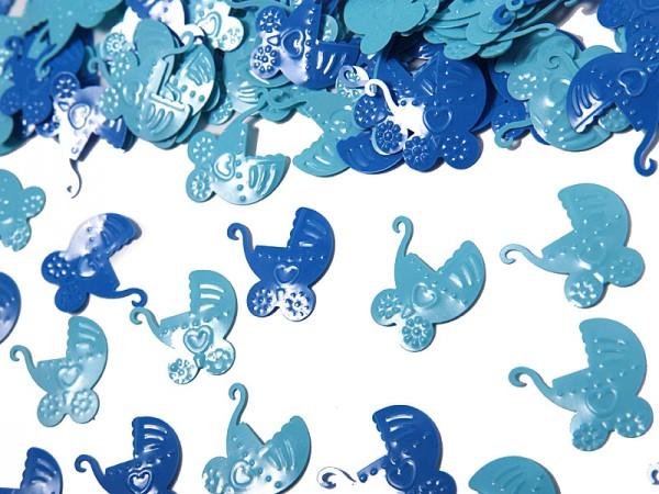Streuteile Kinderwagen Blau