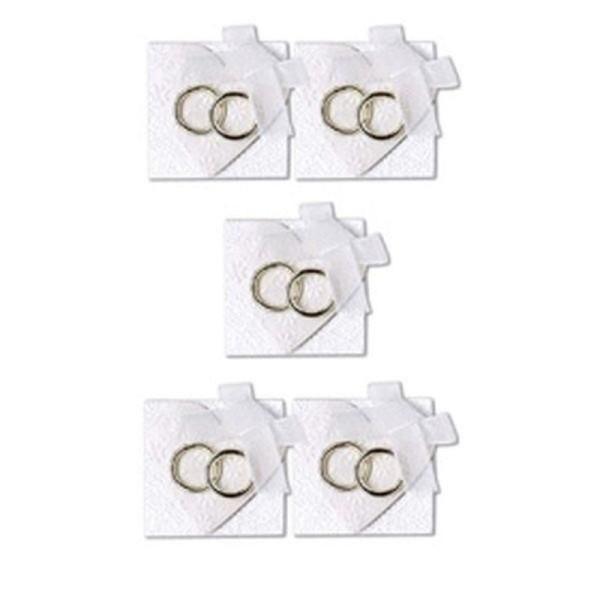Sticker Herz & Ringe