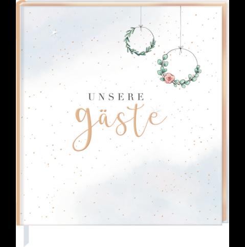 Gästebuch Kränzchen