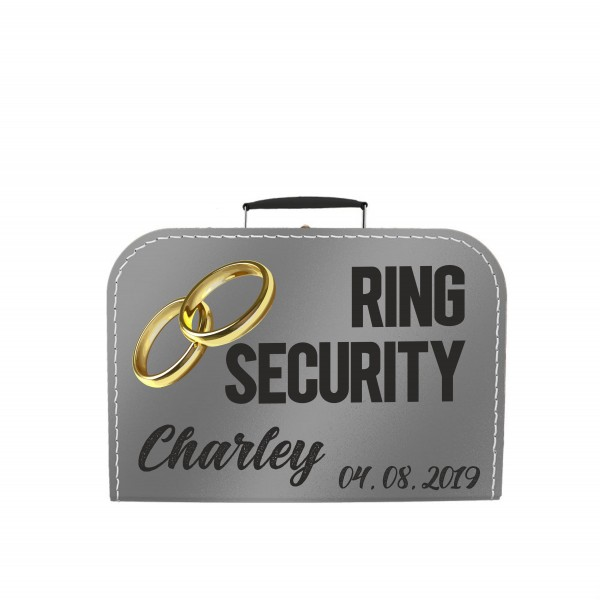 Koffer Ring Security Eheringe