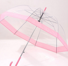 Regenschirm Pink