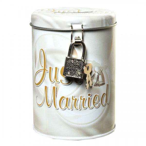 Spardose Just Married