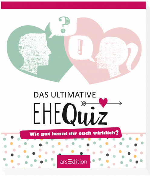 Das ultimative Ehequiz