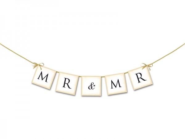 Banner Mr. & Mr.