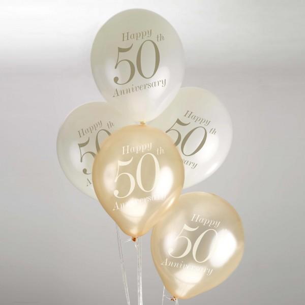 """Luftballon """"50"""""""