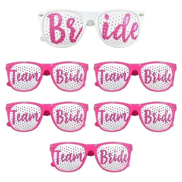 Brillen-Set Pink