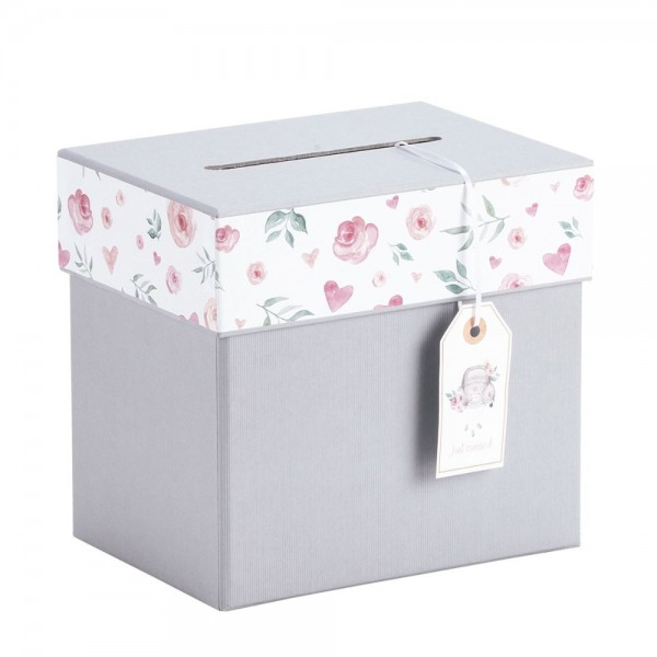 Briefbox Röschen