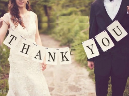 Banner Thank You