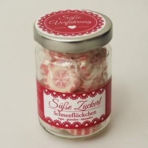 Candys Schneeflocken