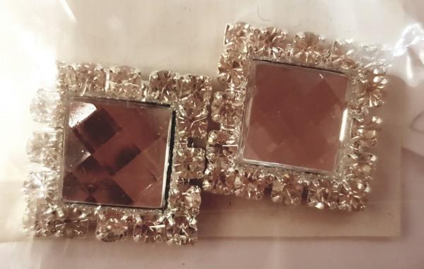 Brosche oder Schnalle Diamant