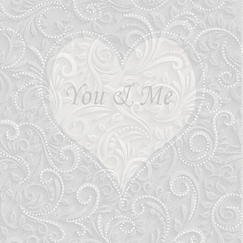 Servietten You & Me