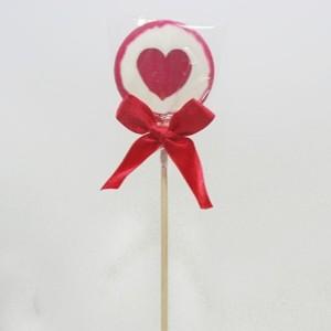 Lollypop mit Herz