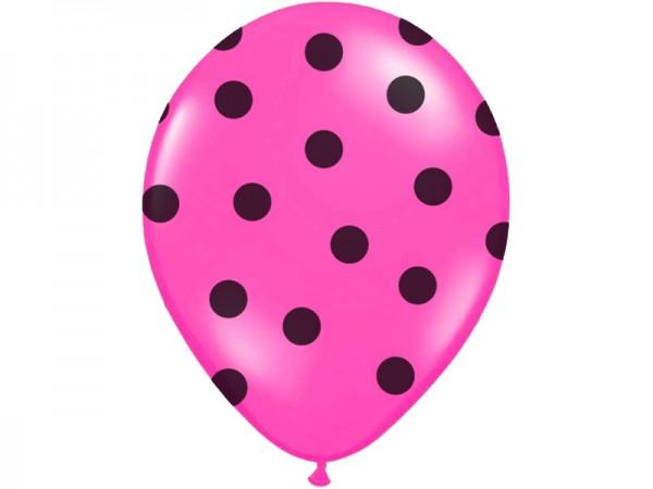 Luftballon Pink