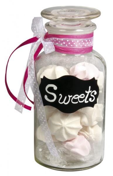 Candyetiketten Täfelchen