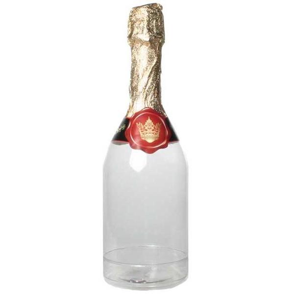 Sektflasche zum Befüllen