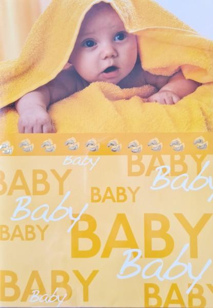 Billet Geburt A4