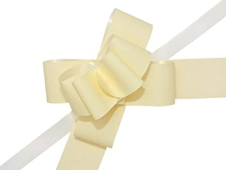 Papiermasche zum Ziehen - 5 cm Creme