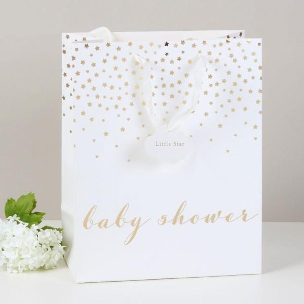 Geschenksackerl Babyshower