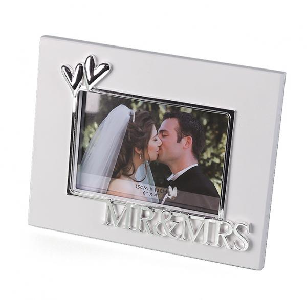 Bilderrahmen Mr. & Mrs. Herzen