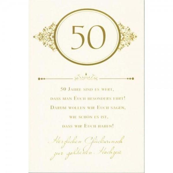 Billet 50 Jahre