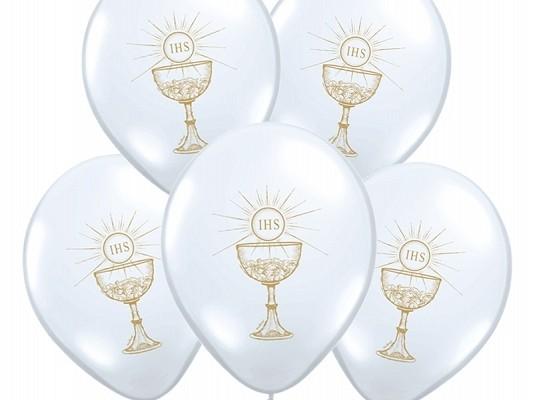 Luftballon Taufe