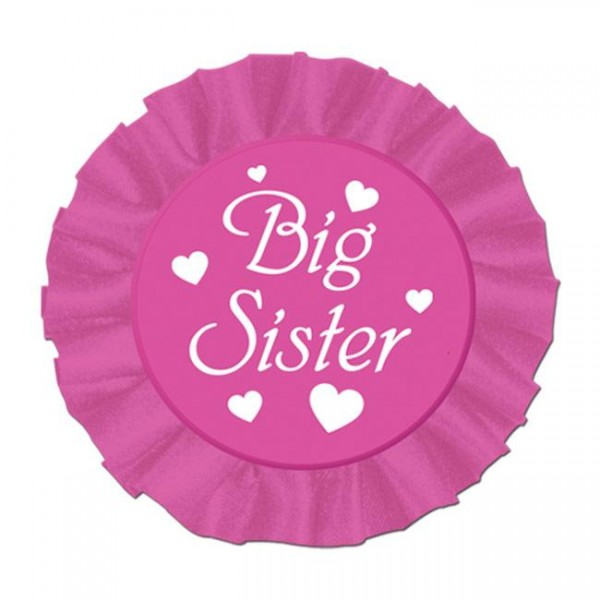 Button Big Sister